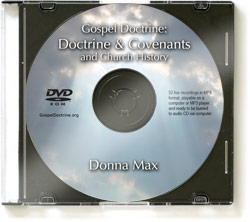 Doctrine and Covenants MP3 DVD